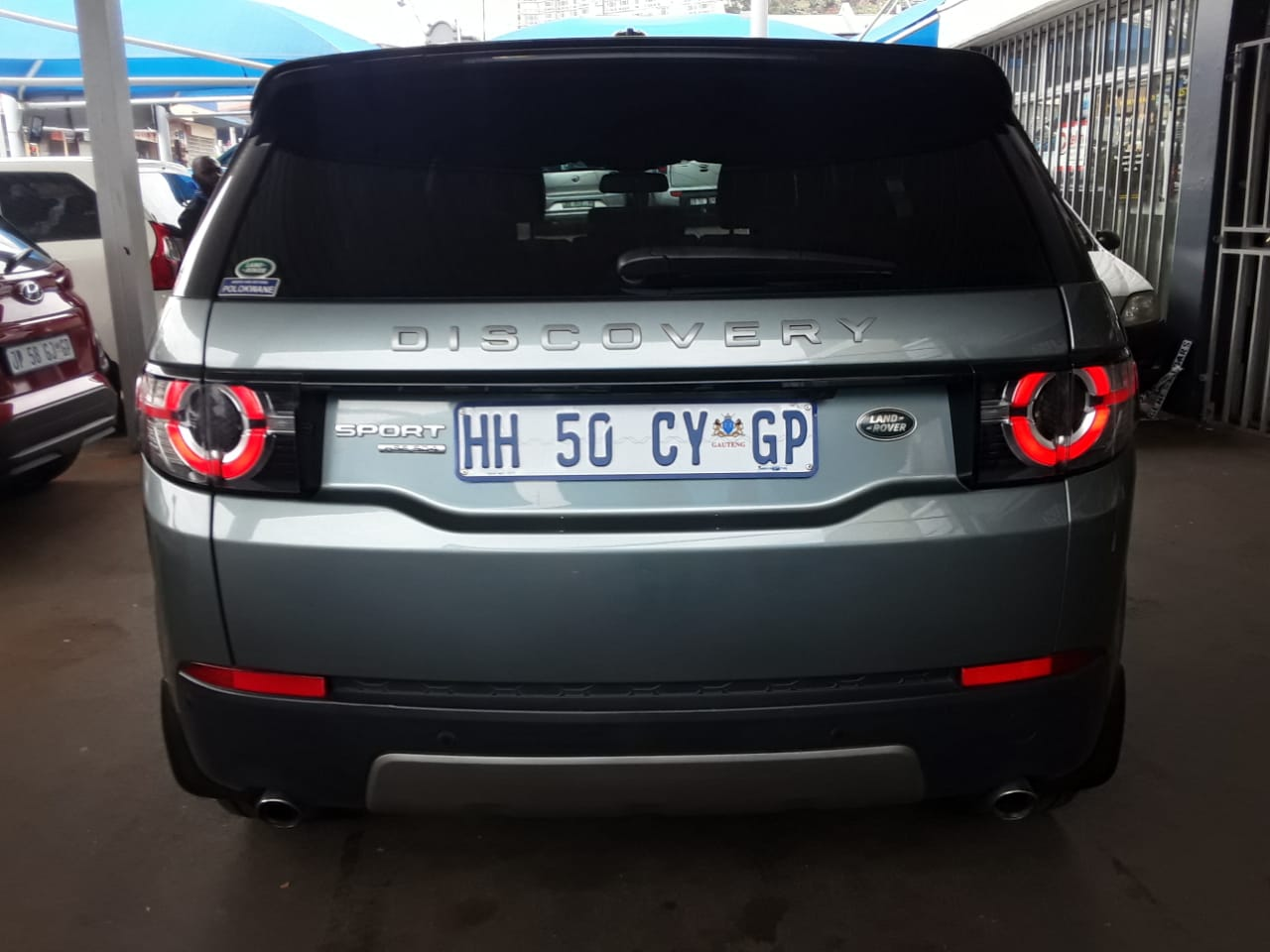 2015 Land Rover Discovery DISCOVERY 2.0 HSE