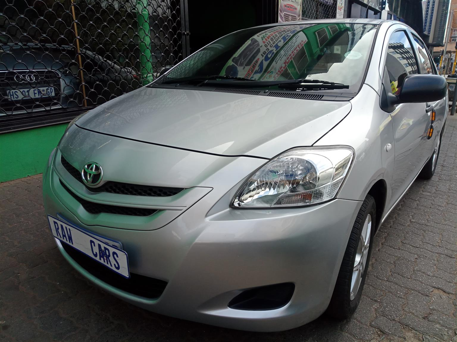2007 Toyota Yaris 1.3