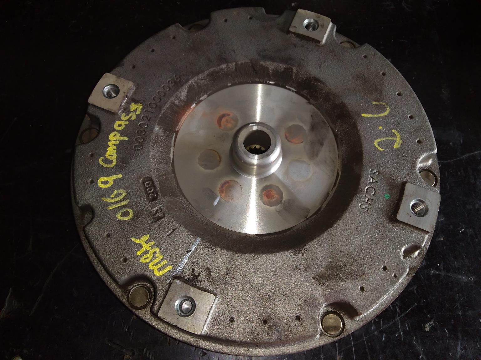 Dual Mass Flywheels For Jeep,Chrysler and Dodge