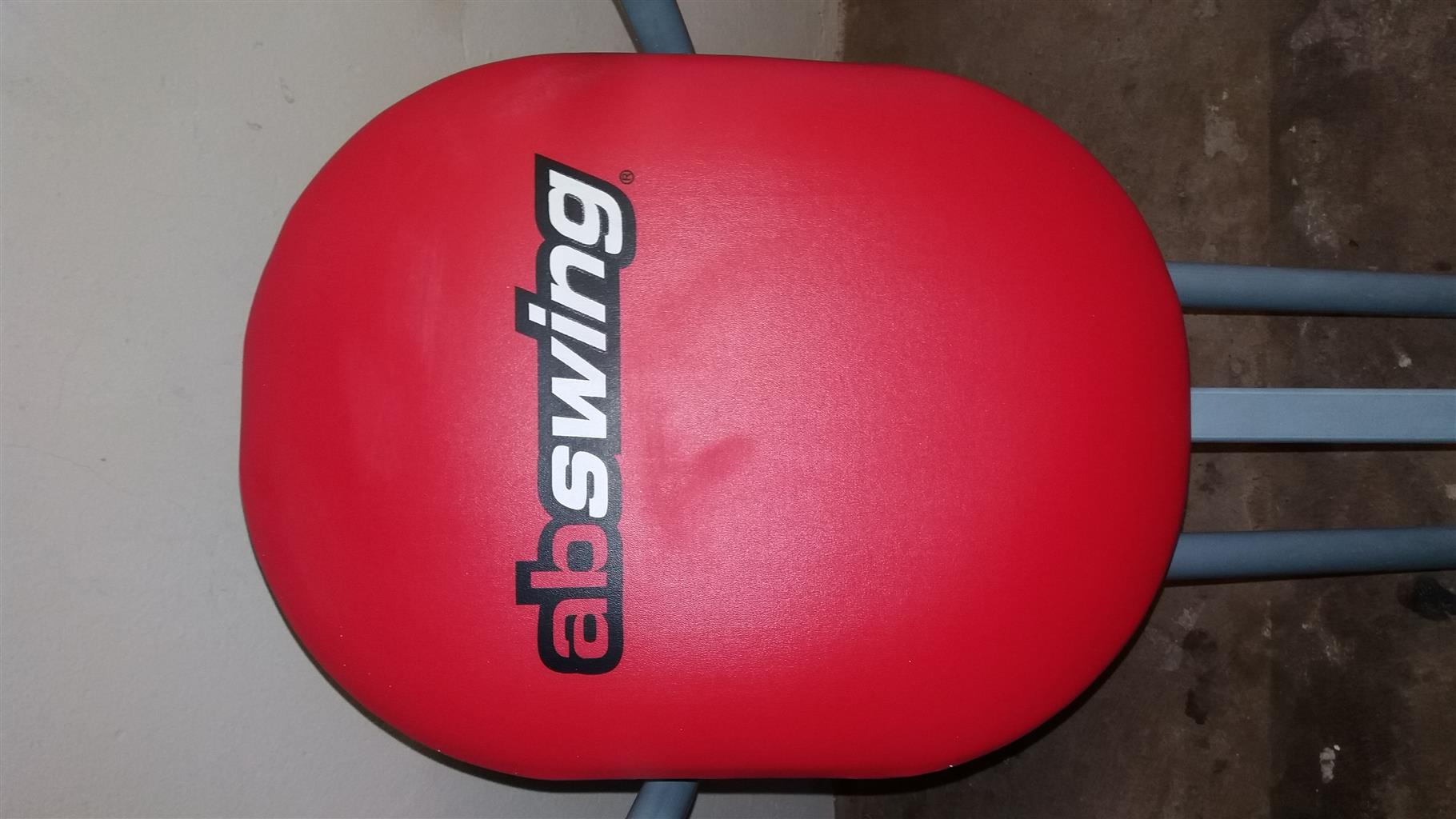 Fitness flyer and ab swing for sale