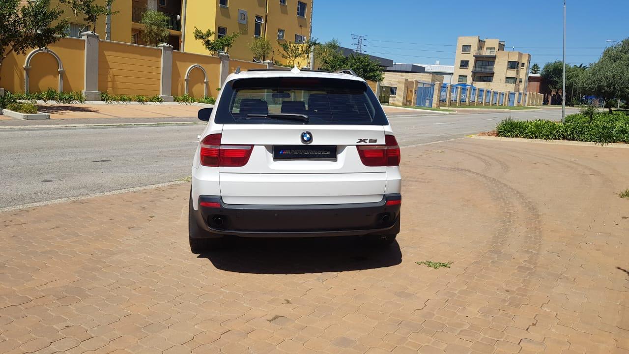 2008 BMW X5 xDrive30d