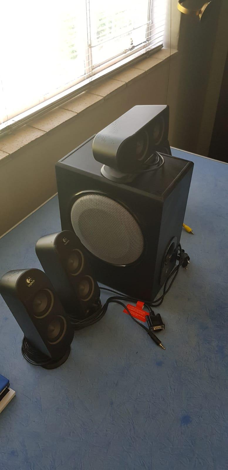 Logitech X530