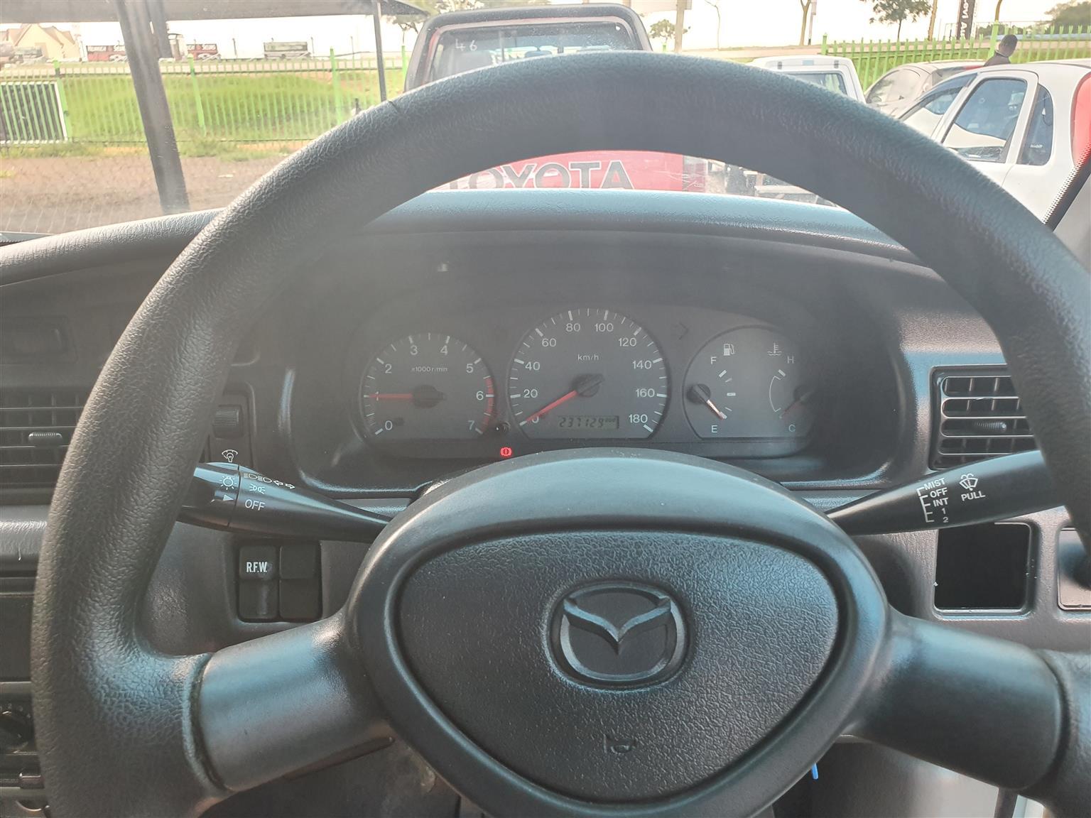 2006 Mazda Drifter B2600 4x4 double cab SLE