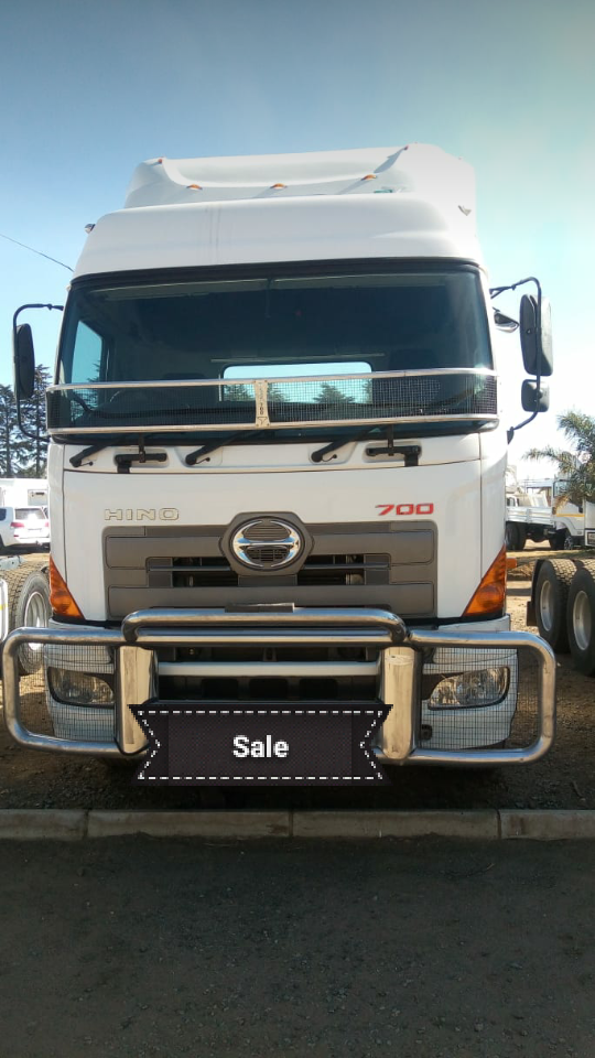 Hino euro 4 up for purchase.
