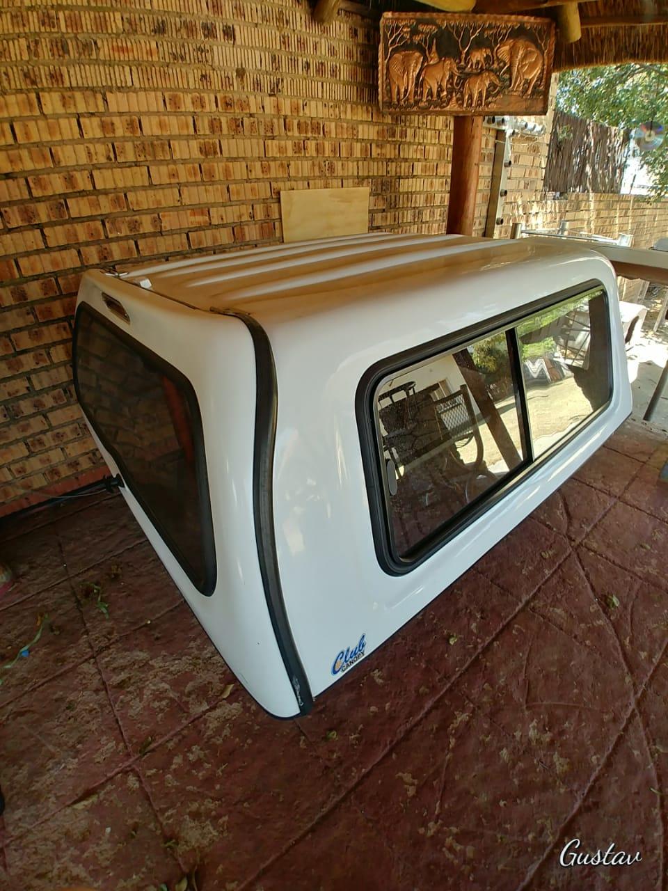 Club Canopy Toyota D4D dubble cab
