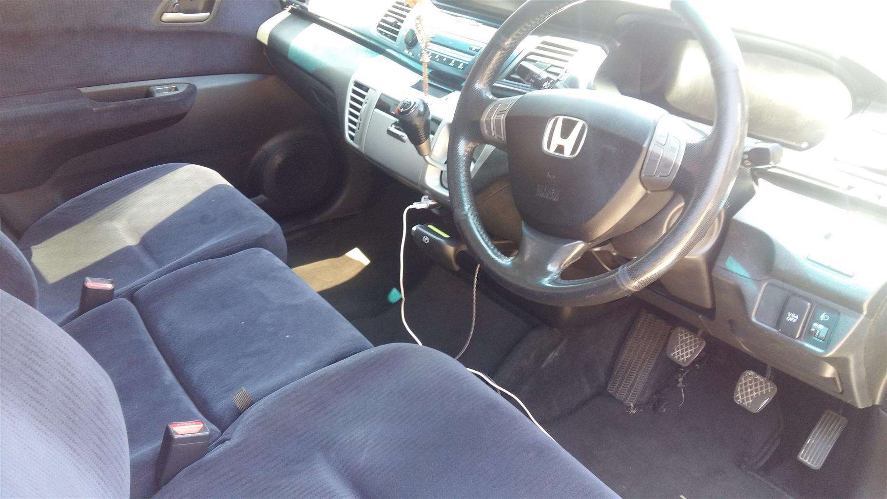 2007 Honda FR-V 1.8