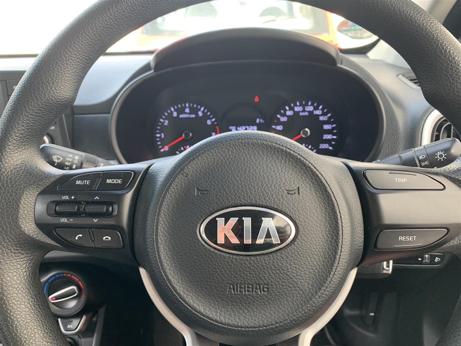 2017 Kia Picanto PICANTO 1.2 STREET
