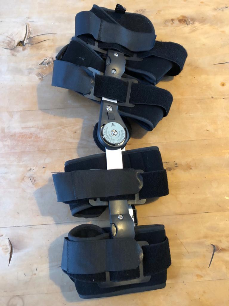 Ottobock Genu Immobil Vario T leg / knee brace