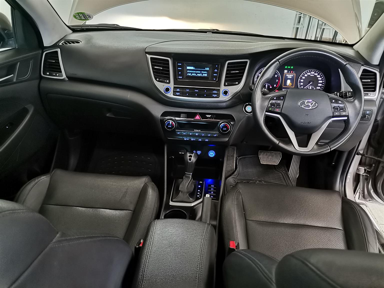 2017 HYUNDAI TUCSON 1.6TGDi 4WD Elite Auto Mechanically perfect