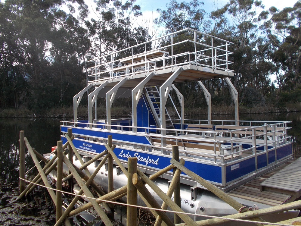 Pontoon Work Boats and Platforms