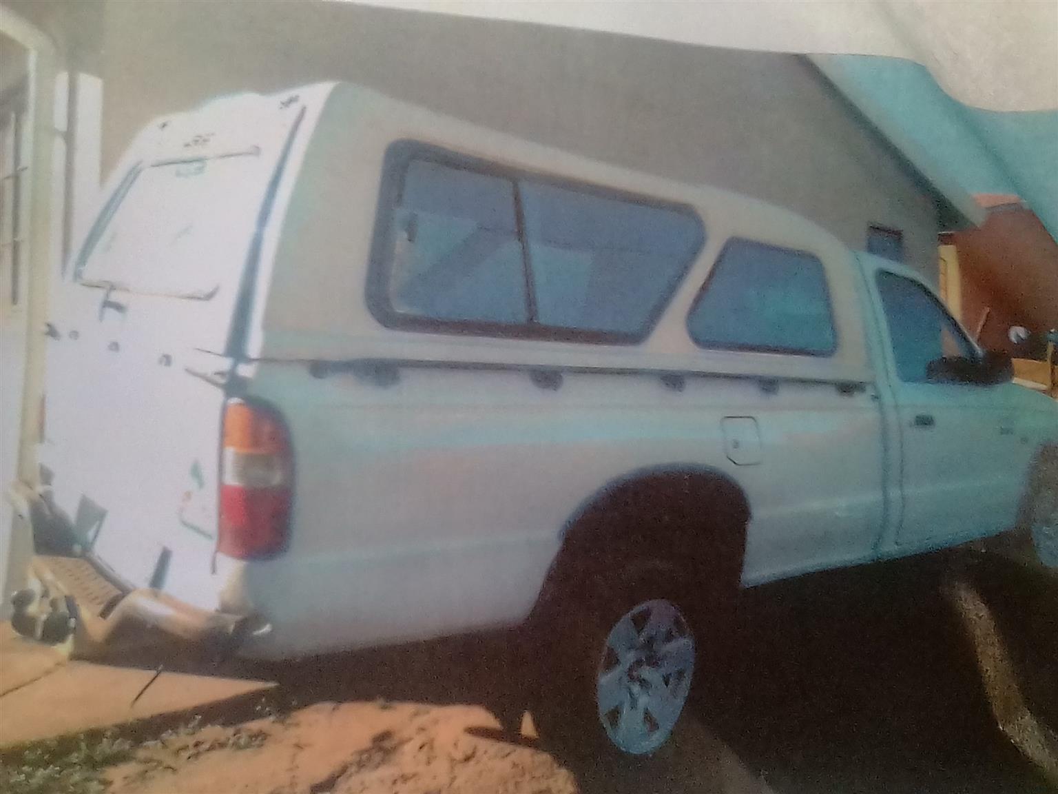 2012 Ford Ranger 2.5 (aircon)