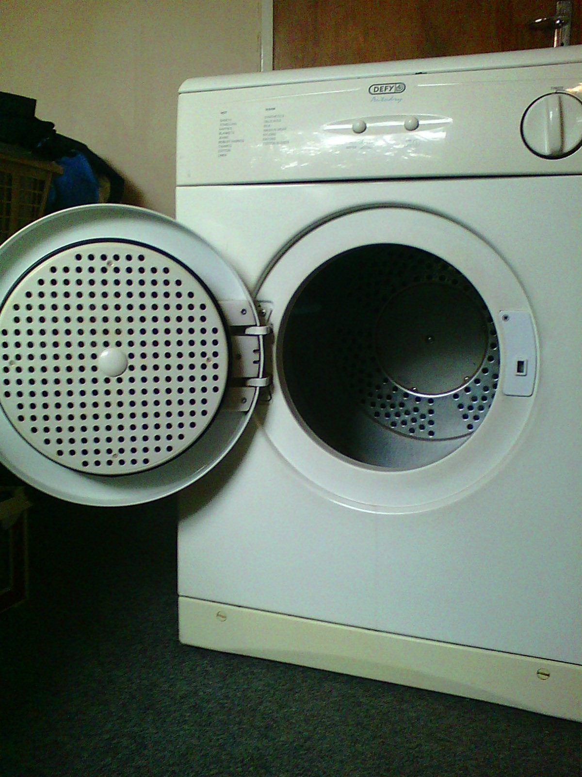 Tumble driers repaired and serviced