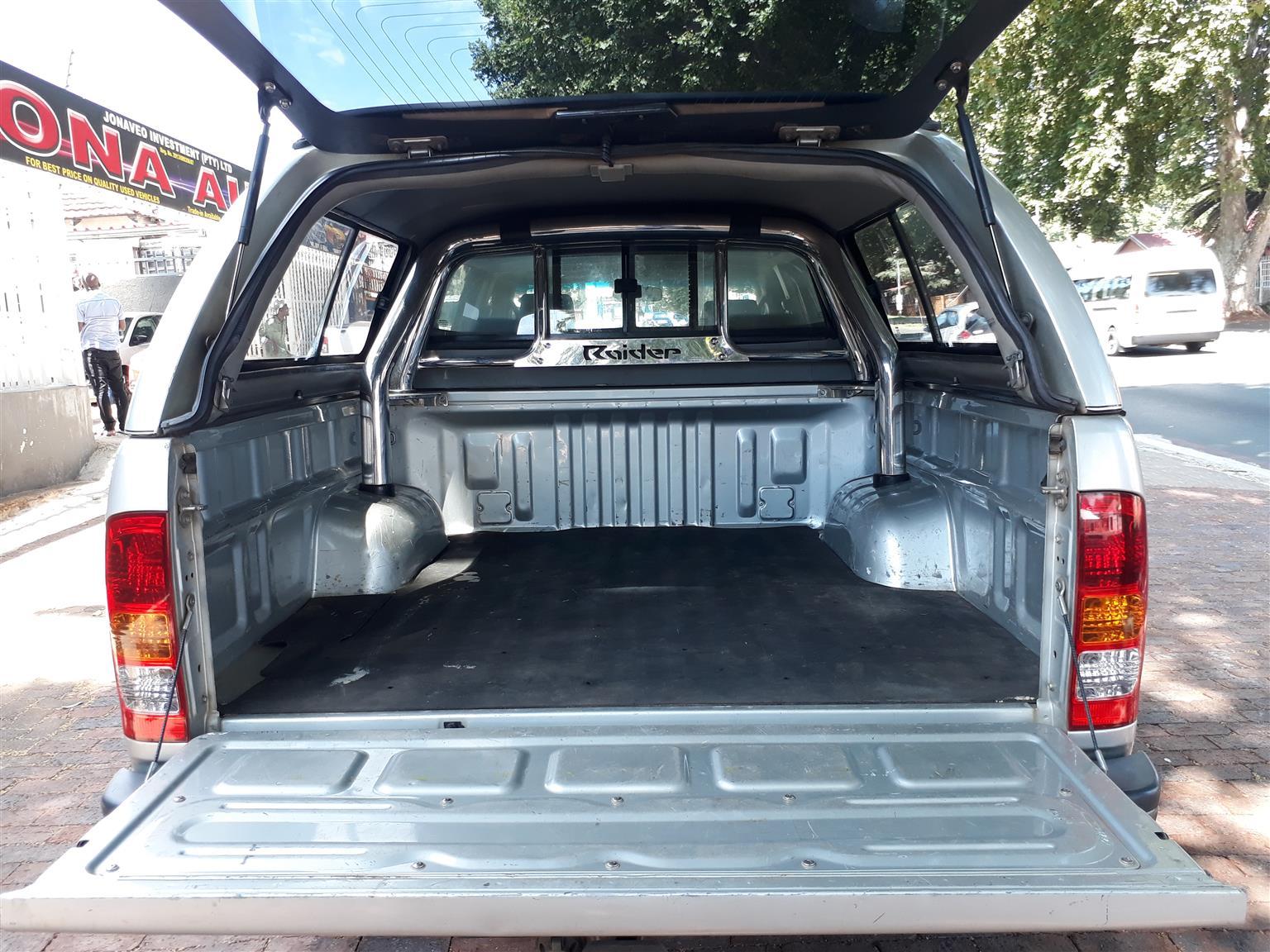 2007 Toyota Hilux 3.0D 4D double cab Raider