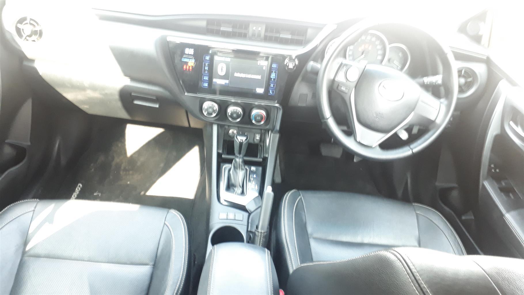 2017 Toyota Corolla COROLLA 1.6 PRESTIGE CVT
