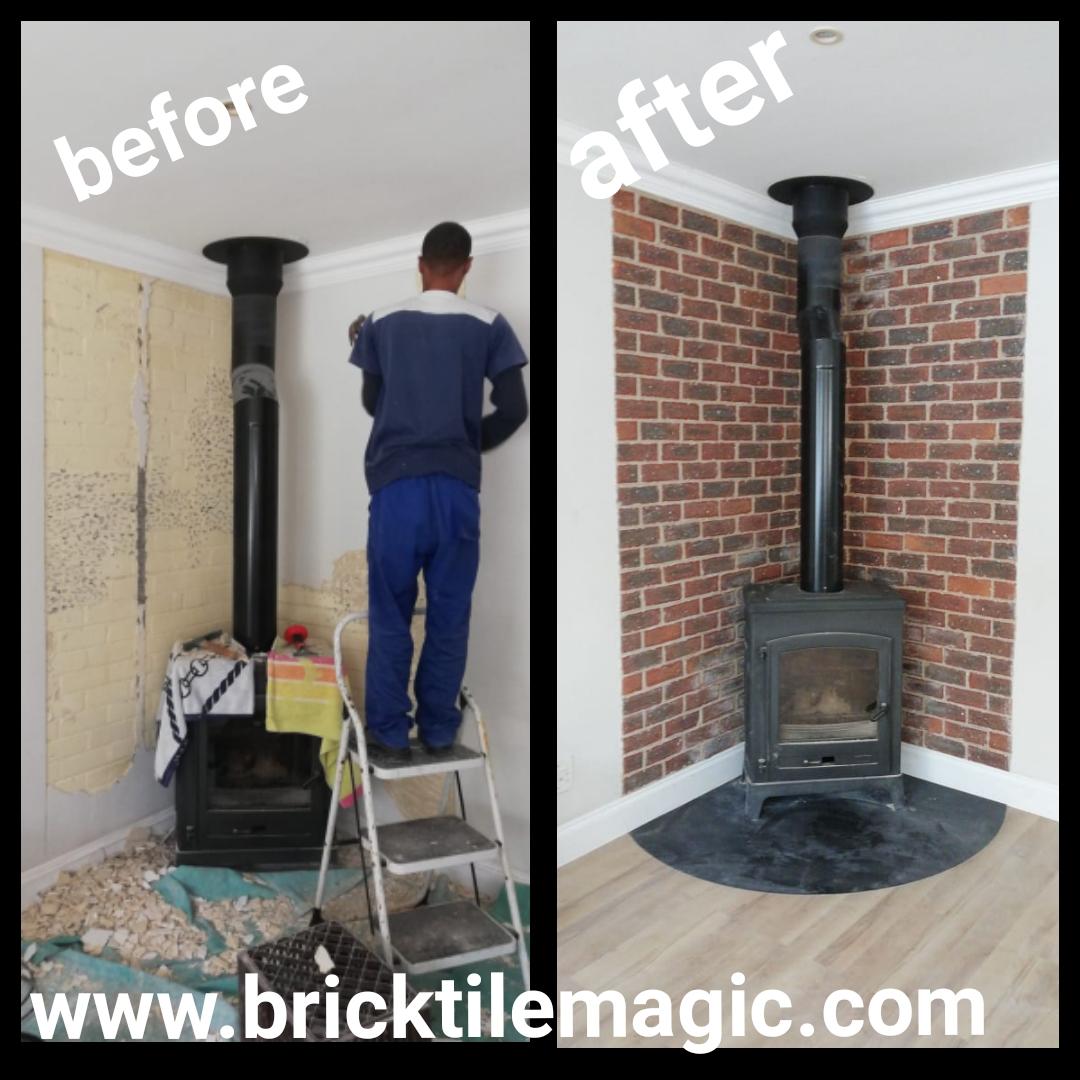 Bricktile magic
