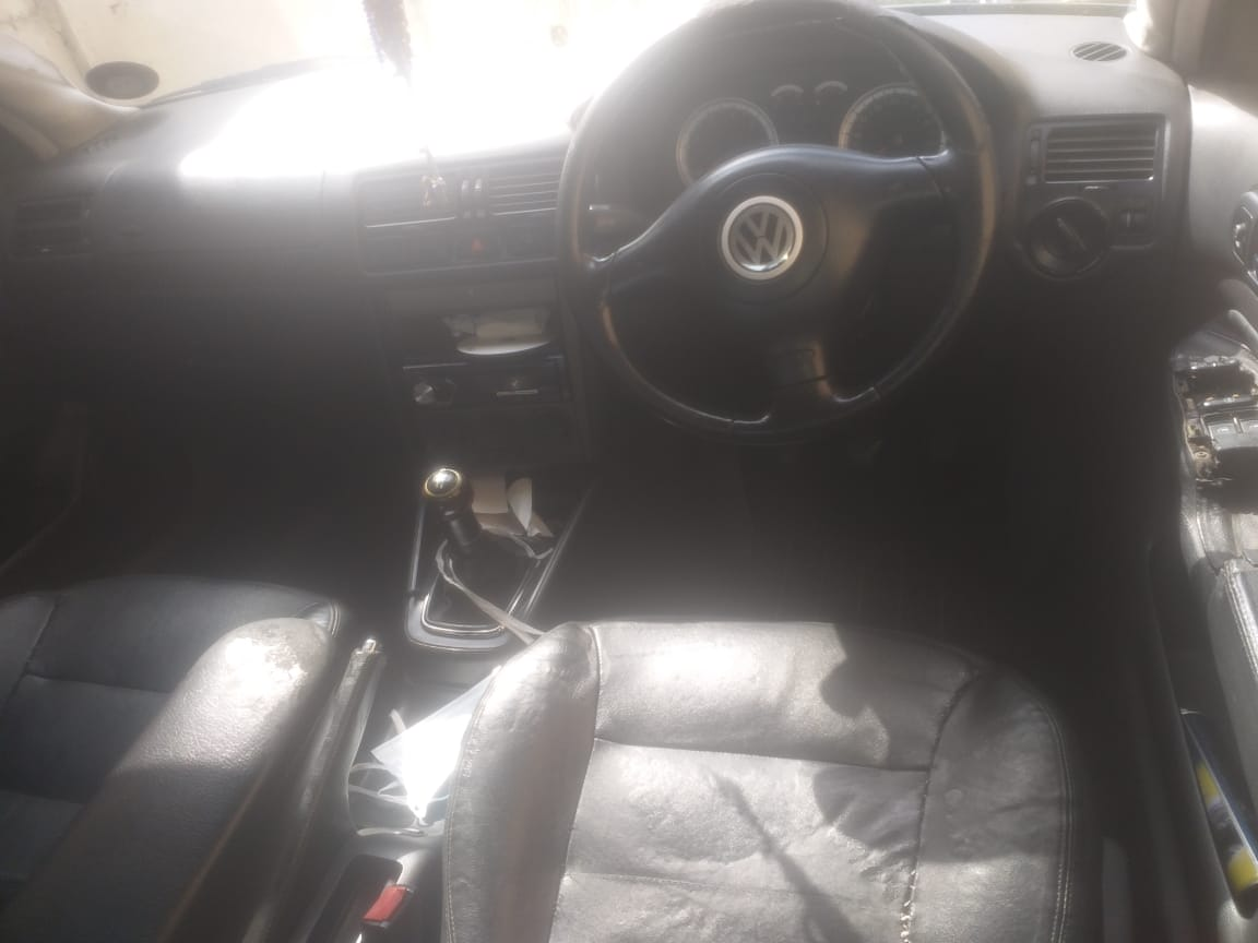 2001 VW Jetta 1.6 Comfortline