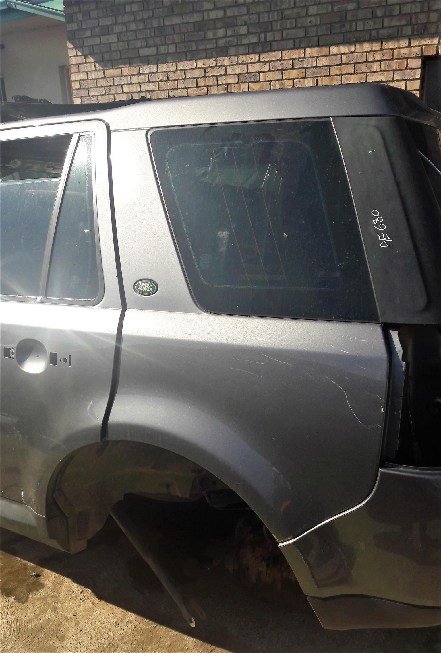 Land Rover Freelander 2 Quarter Section | Auto Ezi