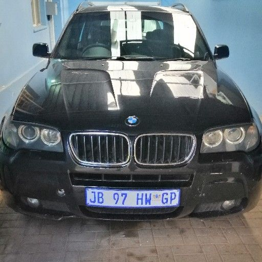 2009 BMW X3 xDRIVE 20d M SPORT (G01)