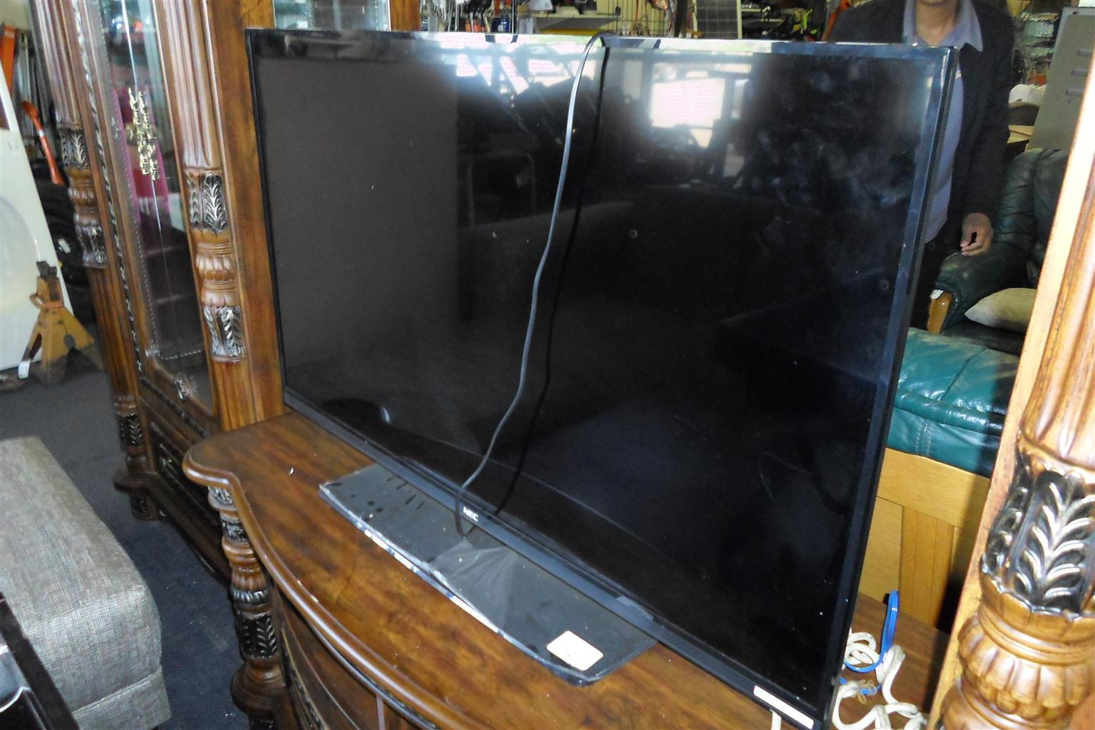 "46"" NEC Computer Screen"