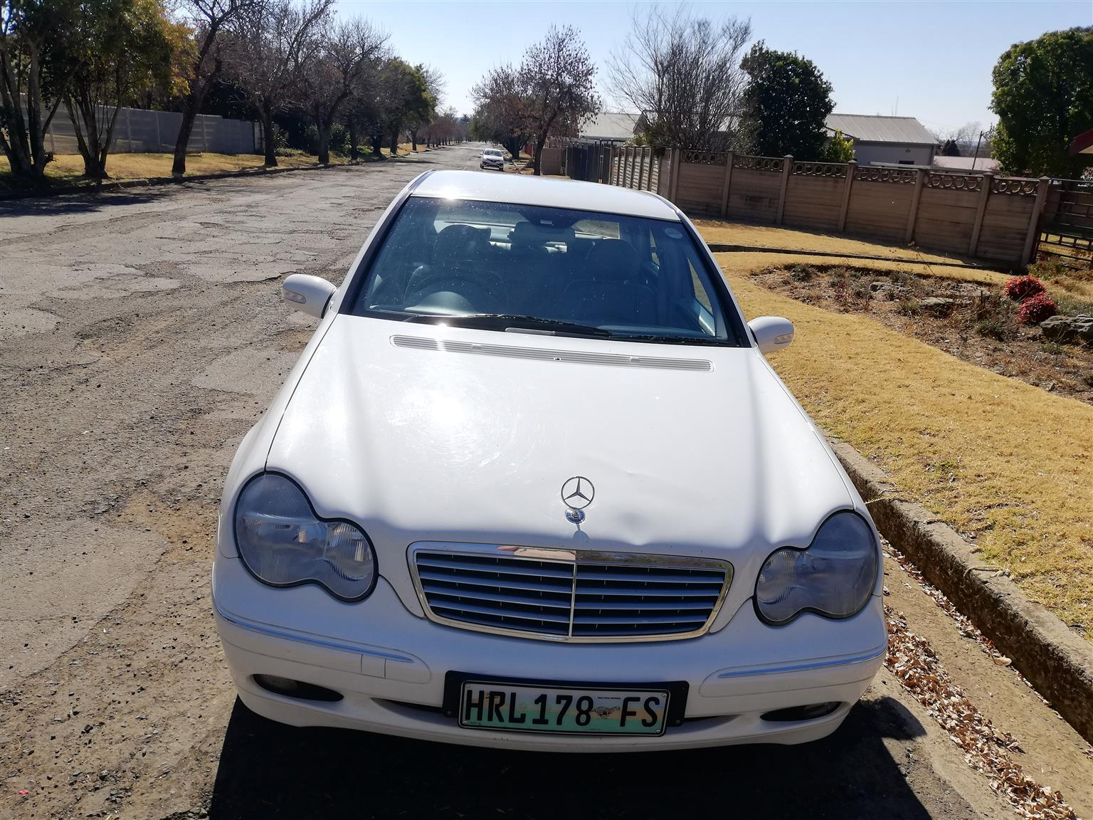 Mercedes W203 C320 Elegance