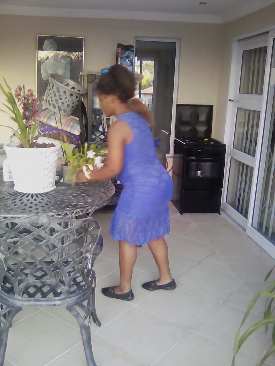RELIABLE DOMESTIC WORKER