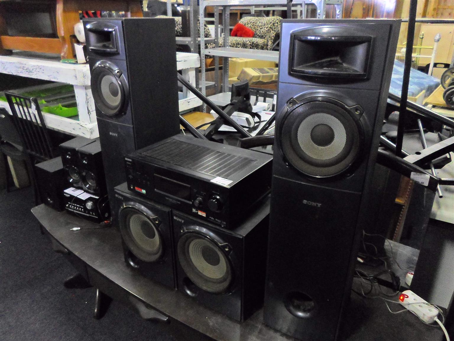 2.2 Channel Sony Home Theater System