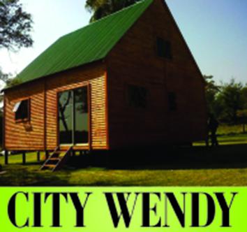 City Wendy & Log Homes