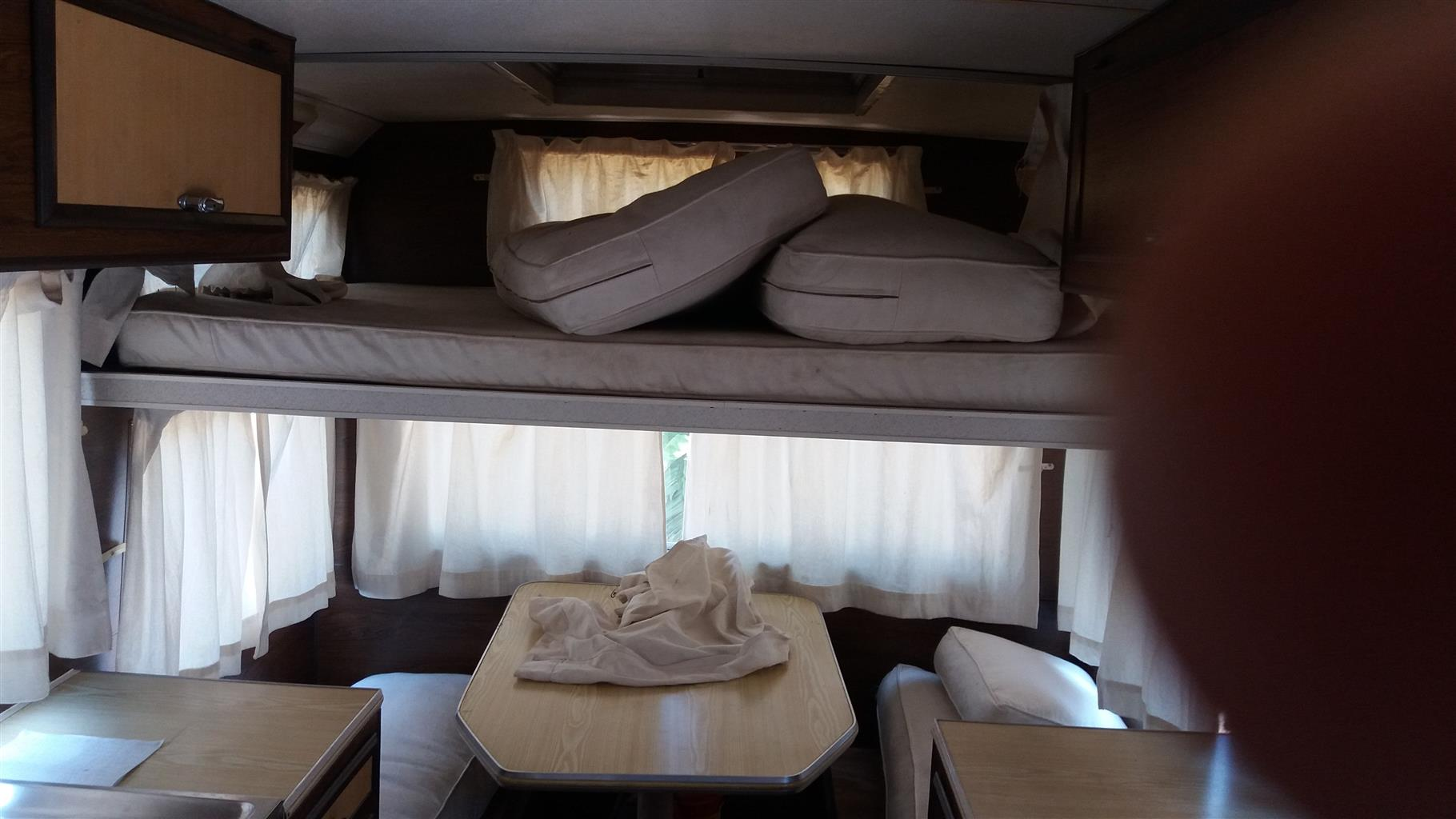 Mercedes 608D Custom Camper , Motor Home +