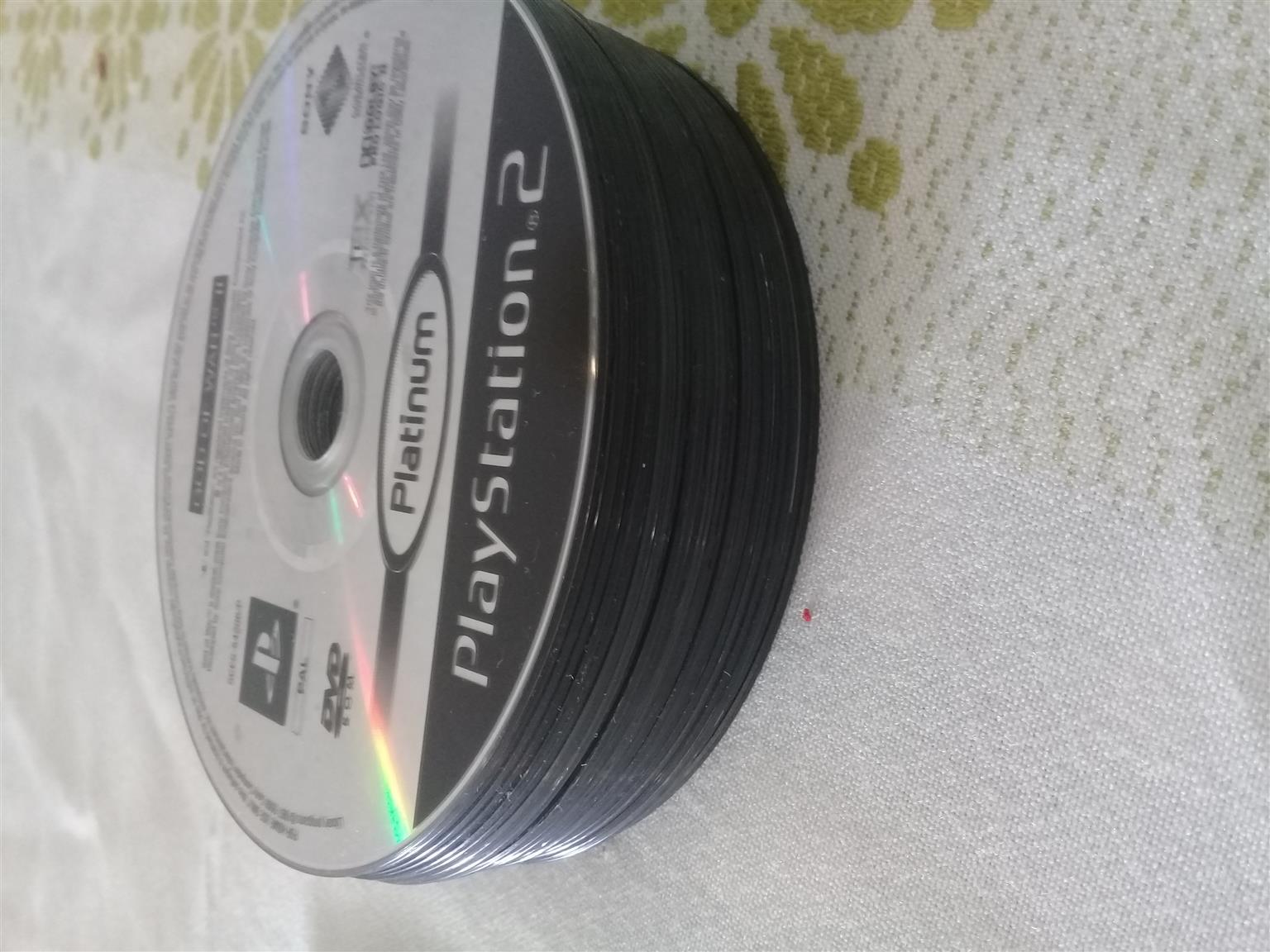 Sony Playstation 2 BLACK slim