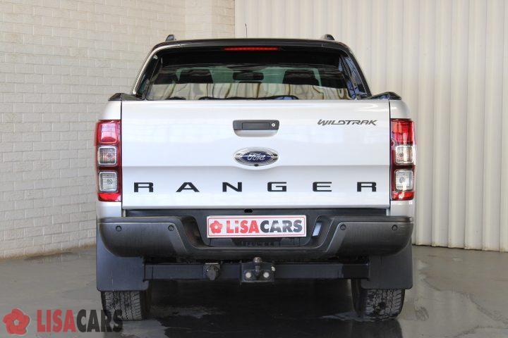 2014 Ford Ranger 3.2 double cab 4x4 Wildtrak auto