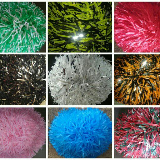 Poms for Cheerleaders in SA