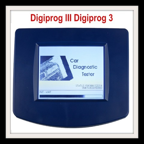 Digiprog III Digiprog3 Odometer Master Programmer Entire Kit