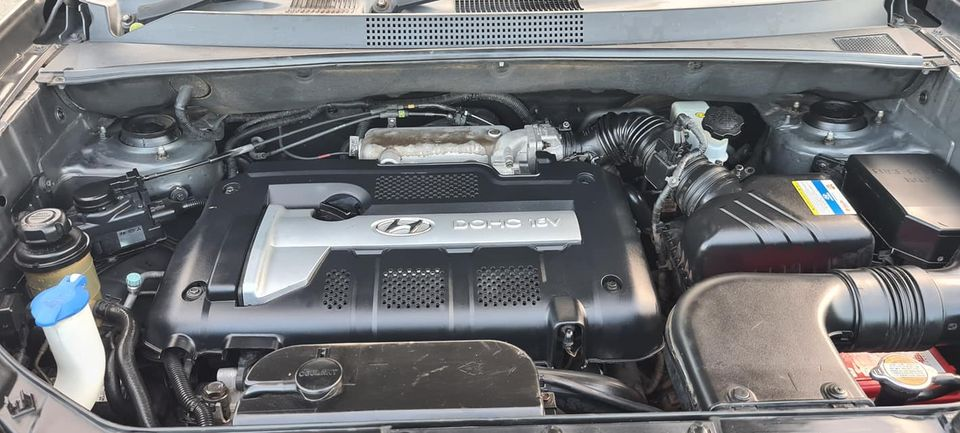 Hyundai Tucson 2.0 GLS