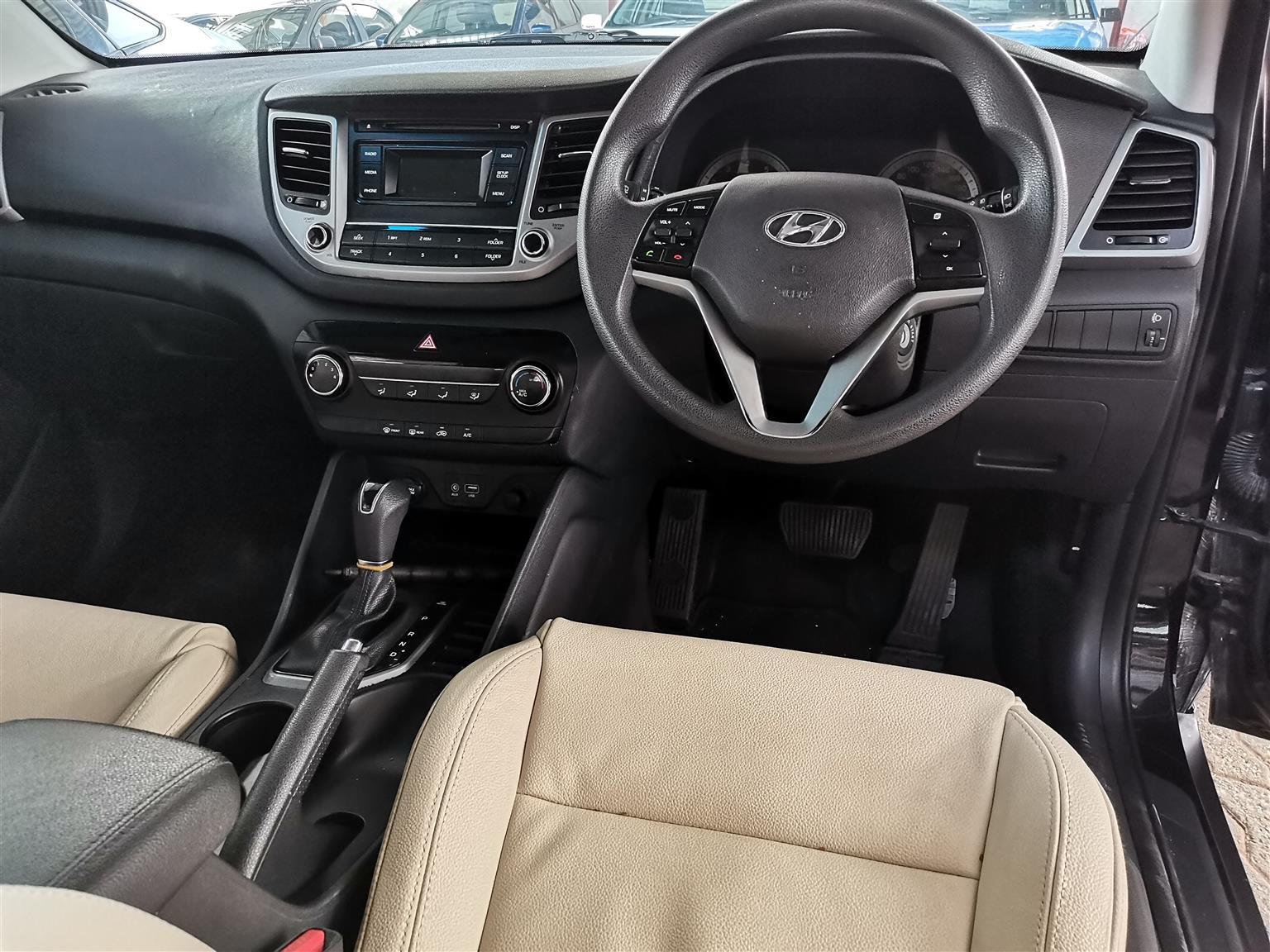2017 Hyundai Tucson 2.0 Premium auto