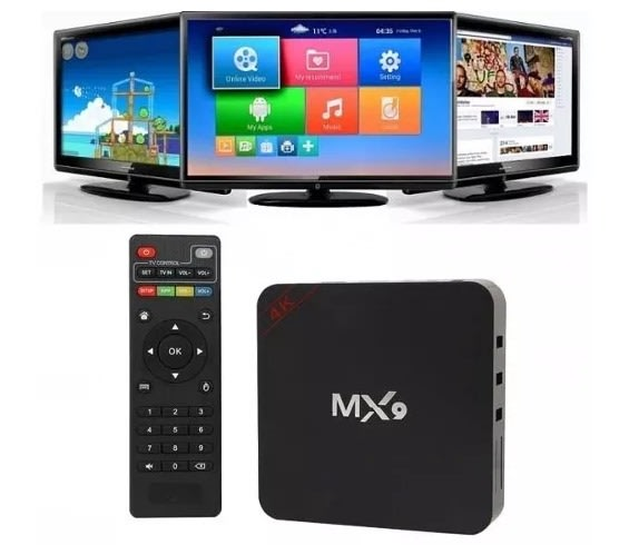 Android TV Box (Free Courier Delivery)
