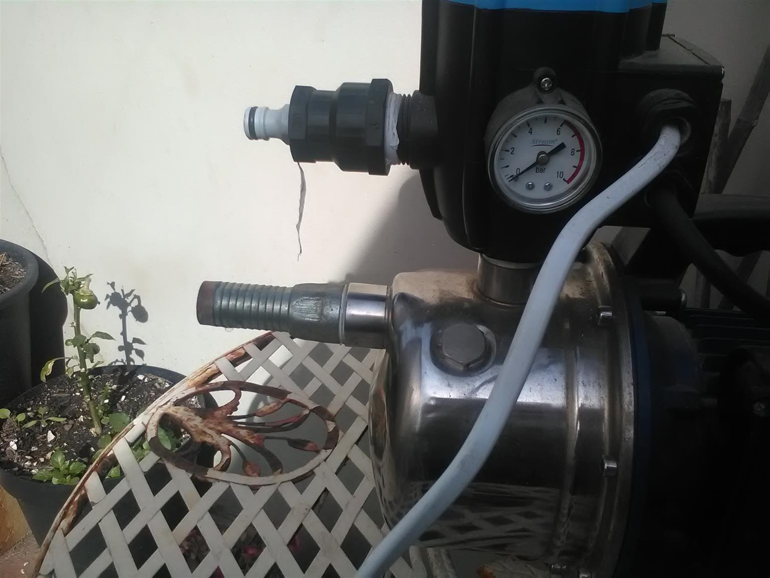 WELL POINT / GARDEN PUMP FOR SALE.