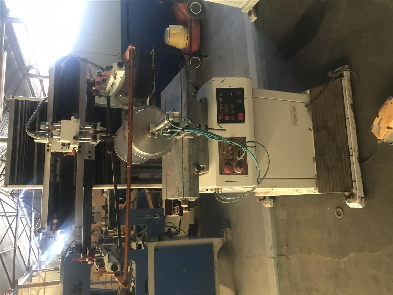 Injection moulding Plus bottle printing plant Based in Polokwane  :