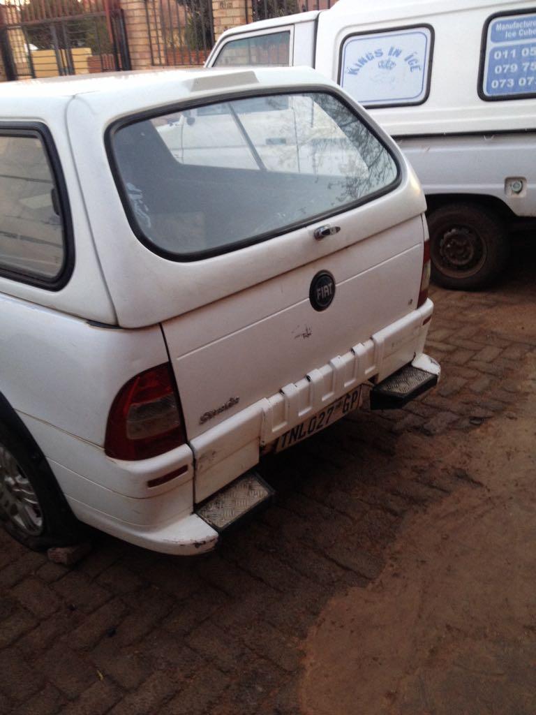 2006 Fiat Strada 1.2 EL