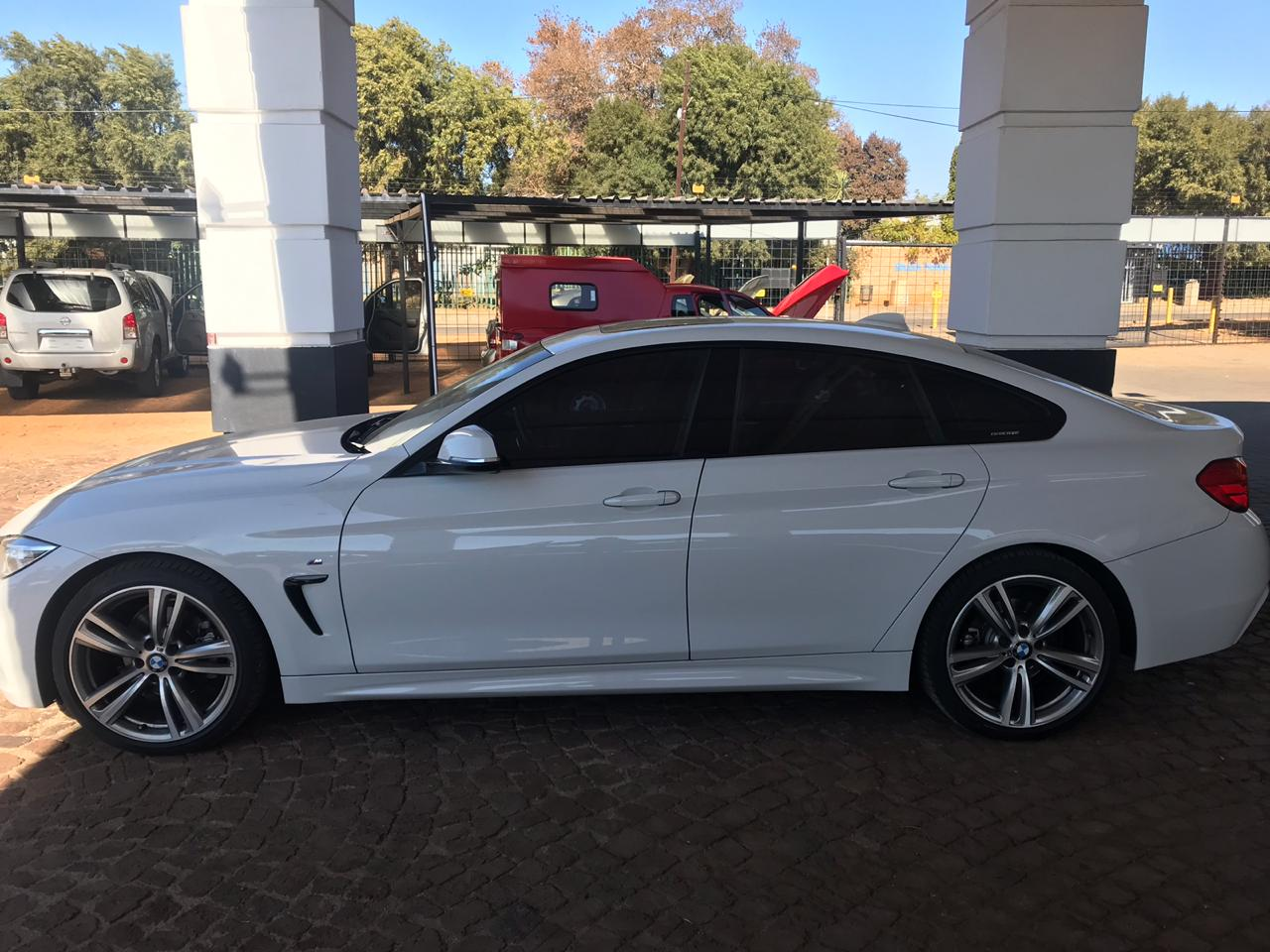 2016 BMW 4 Series coupe 420D COUPE M SPORT A/T (F32)