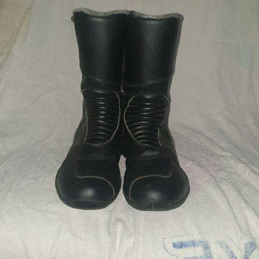 Axo Biker Boots