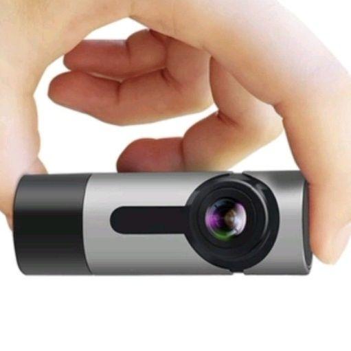 Dashcam WiFi 360° Rotating lens 170° view