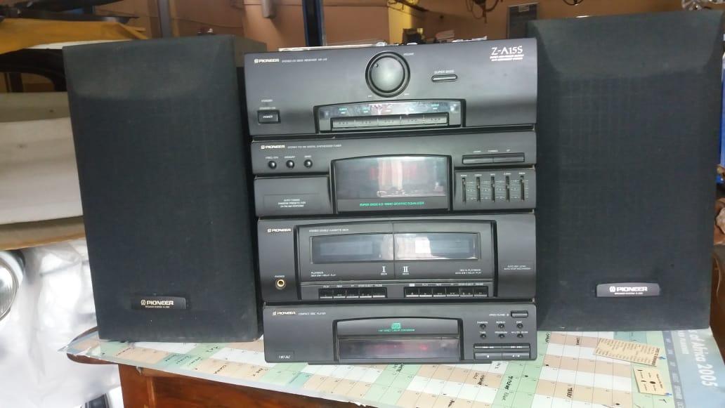 Pioneer HIFI with C.D / Tape