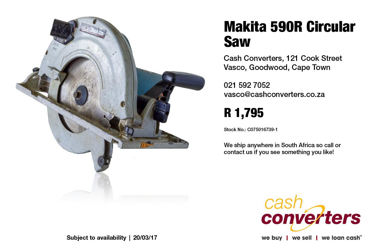 Makita 590R Circular Saw