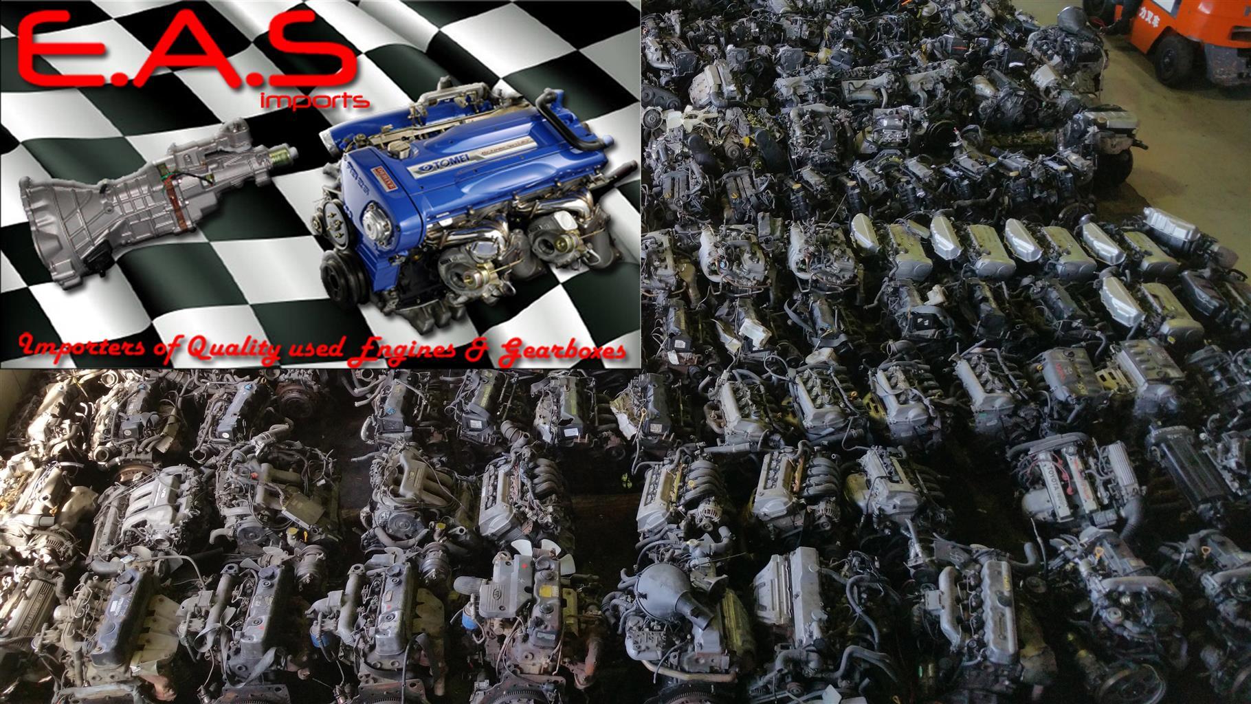 Hyundai IX35 2.0 Engine - Replacement Engine for # 4B11