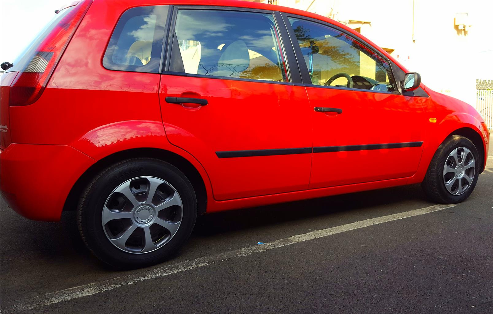 2005 Ford Fiesta 1.4i 5 door