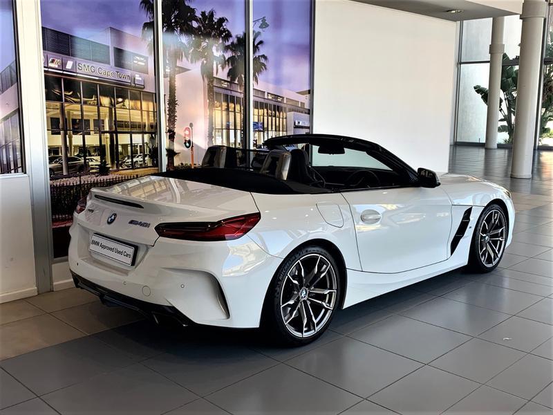 2019 BMW Z4 roadster Z4 M40i