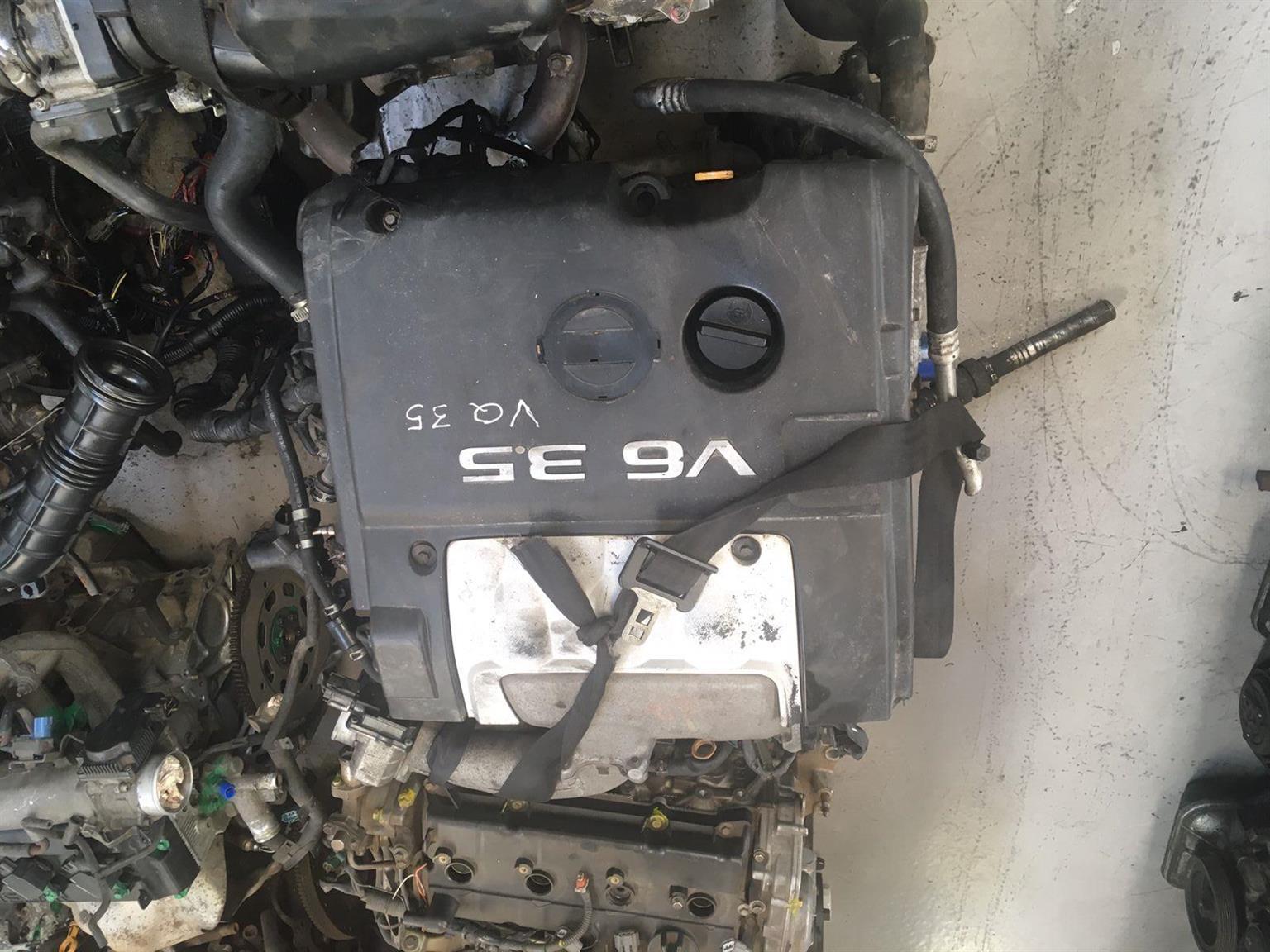 NISSAN 3.5 V6 VQ35 ENGINE FOR SALE