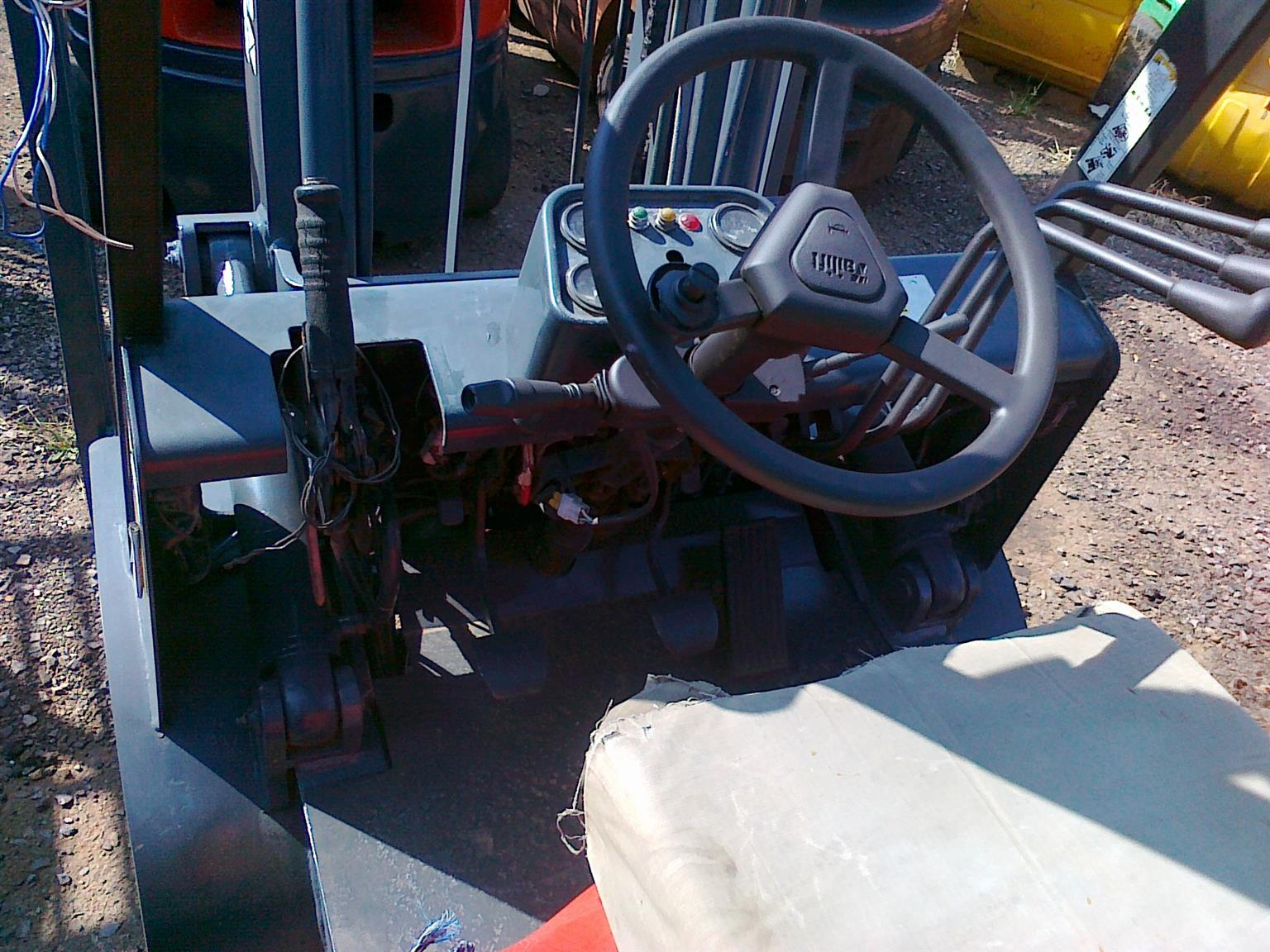 Tailift 2.5 Ton Forklift