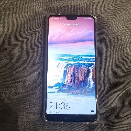 Huawei p20 pro 128g and 6g