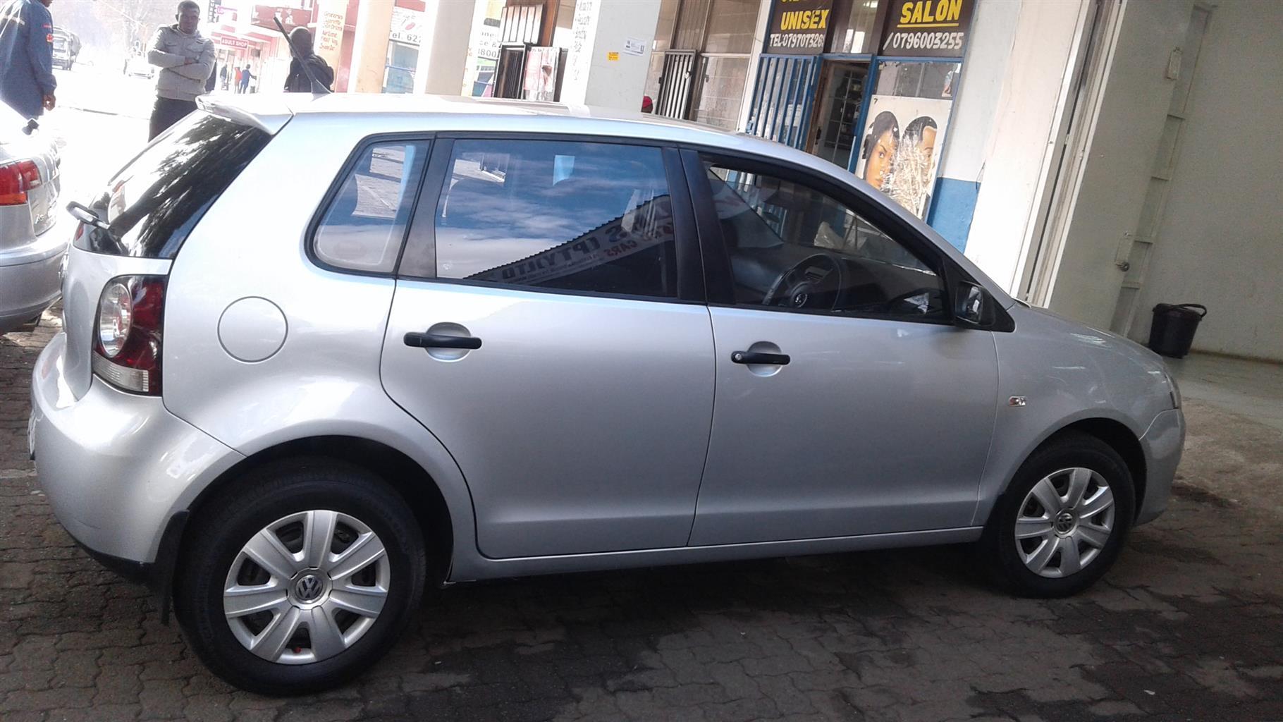 2014 VW Polo Vivo hatch 1.6 Comfortline